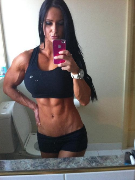 Female abs motivation 25 pics of women with sculpted abs part 2