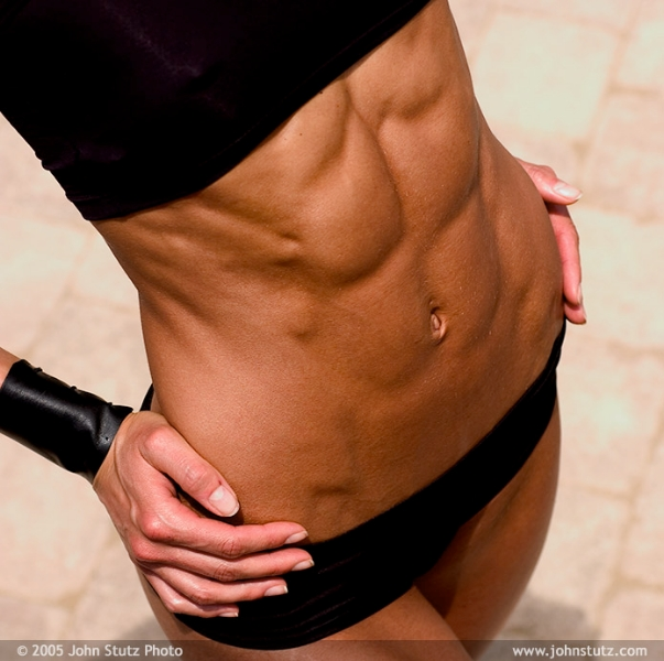 Female Abs Motivation – 25 Pics Of Women With Sculpted Abs [Part 4]