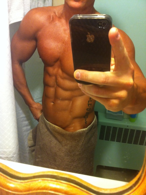 The Ultimate Male Abs & 6 Pack Motivation Pics Collection