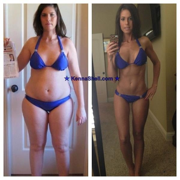 Female Transformations Before and After Weight Loss