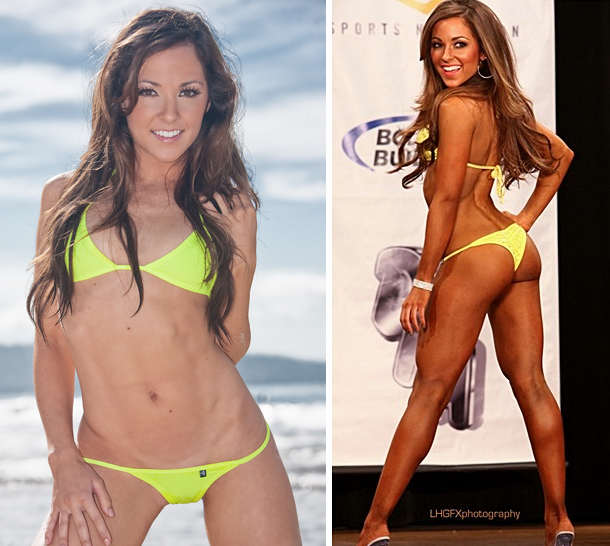 Courtney Prather: Bikini Competition Champion And Fitness Model ...