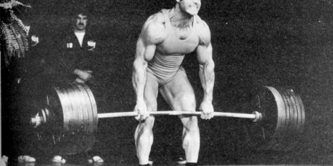 franco columbo deadlifting pic