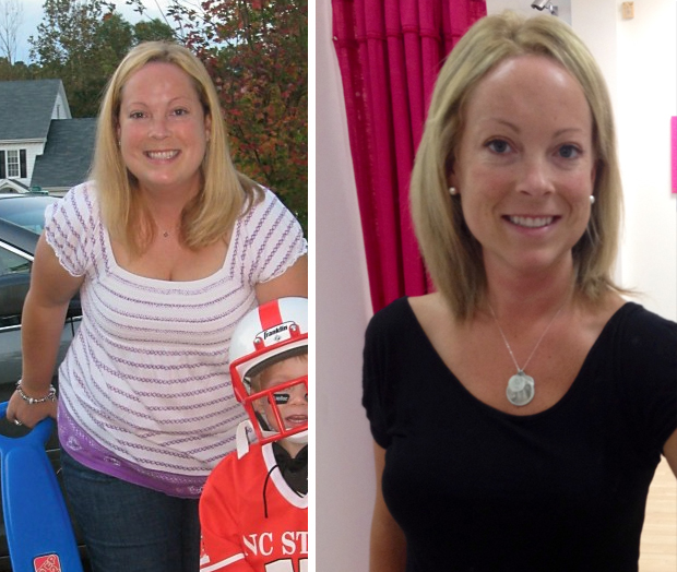 weight loss transformation mandy