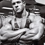 bodybuilder arms biceps