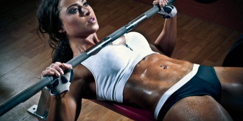 female gym training guide