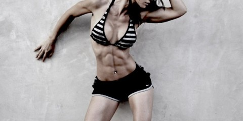 female training abs