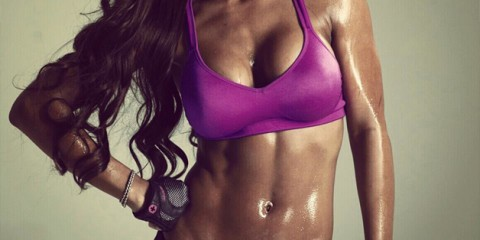perfect female physique