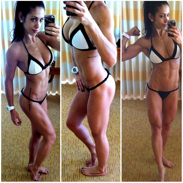 Bella Falconi Interview - Ripped Fitness Model Talks With ...