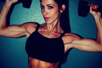 Bella Falconi Fitness Model