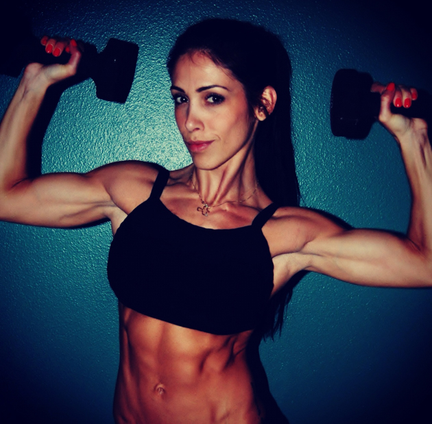 Bella Falconi Fitness Model