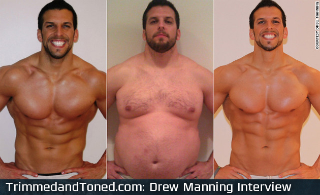 Drew Manning - Fit2Fat2Fit Creator's Transformation Talks