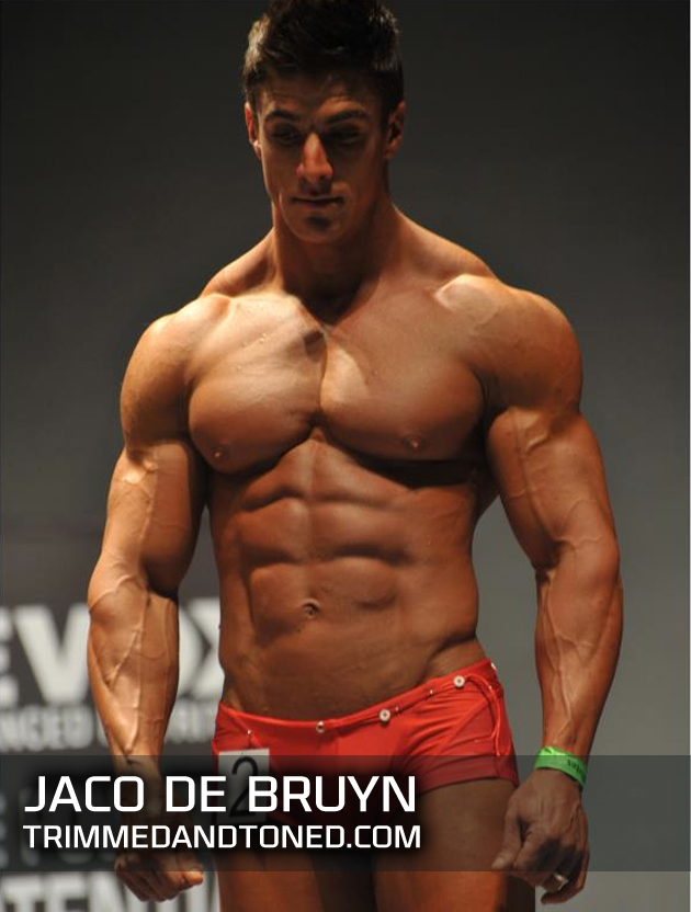 Jaco-De-Bruyn-Fitness-Model Interview