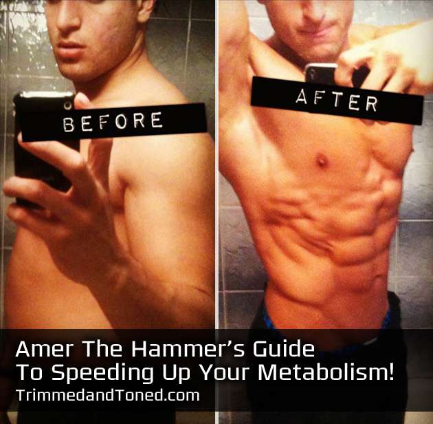 Speed Up Your Metabolism Guide