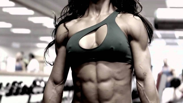 Female Abs Motivation 25 Pics Of Women With Sculpted Abs Part 3