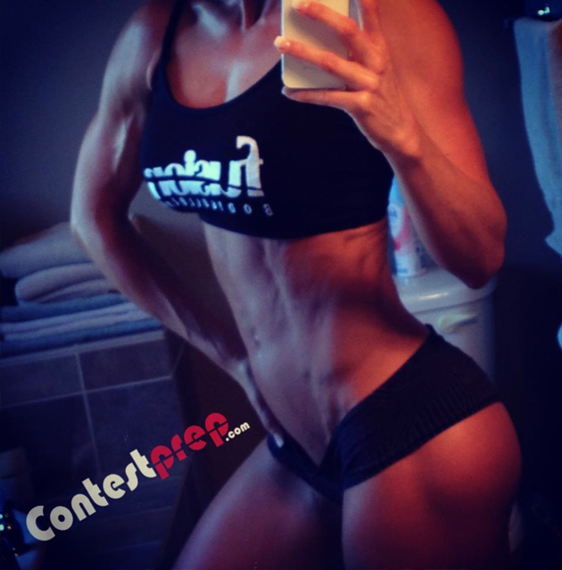 Julie-Bonnett-Fitness-Six-Pack