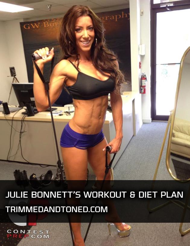 Julie-Bonnett-Workout-Diet-Plans