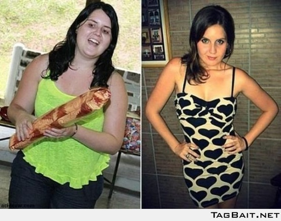 fat loss transformations
