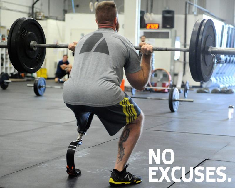 No Excuses Pics