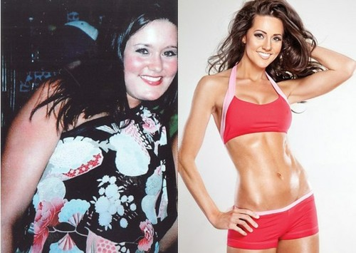 kelsey byers transformation pic