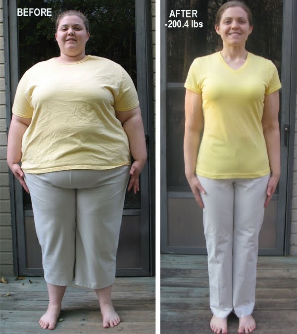 fat loss transformations
