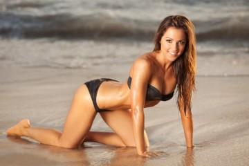 Courtney Prather Fitness Model