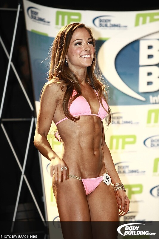 Courtney Prather - The Best Gallery Of This Toned Fitness