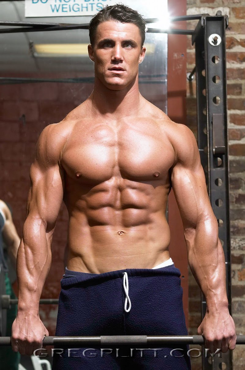 Plitt: The Best Gallery Of The No. 1 Male Fitness Model In The World