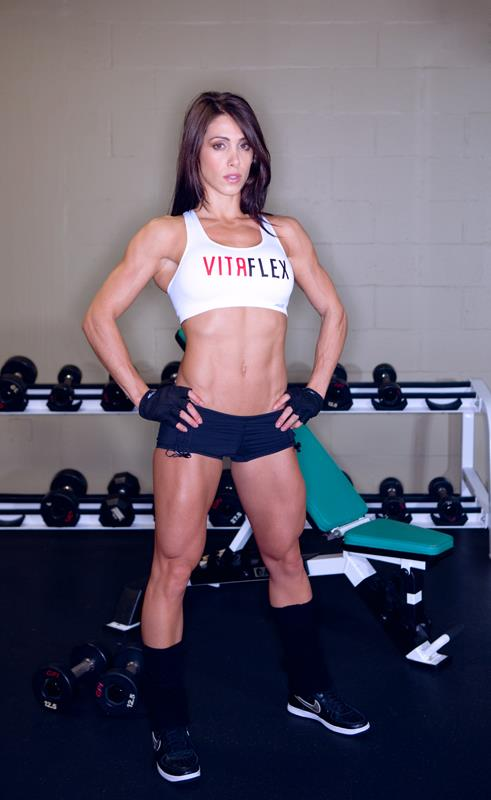 Bella-Falconi-Fitness-Model
