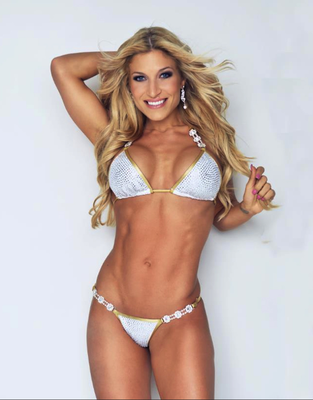 Bikini Model Workout