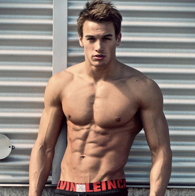 Marc Fitt's Top 5 Fitness Tips For Getting Ripped 6 Pack Abs!