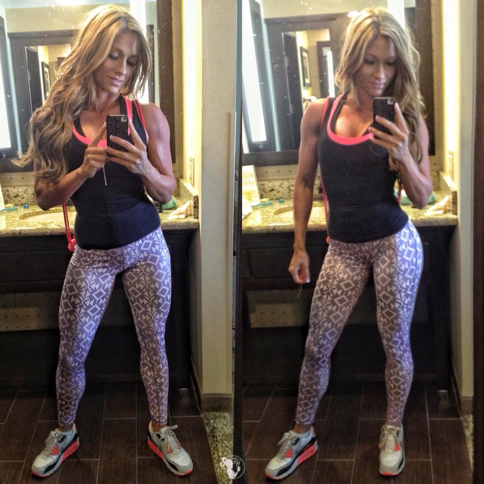 Paige Hathaway Fitness Model