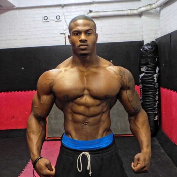 Simeon Panda - 108 Amazing Pics Of This Champion Fitness ...