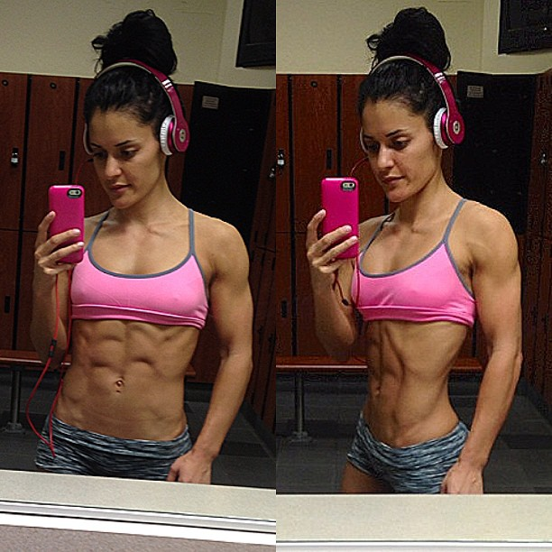 Doubt it. female abs free gallery with you