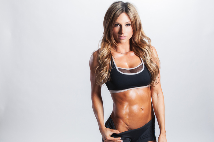 15 of the Hottest Female Fitness Models -