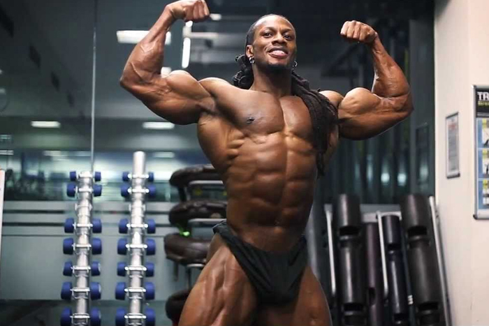bodybuilder Ulisses jr