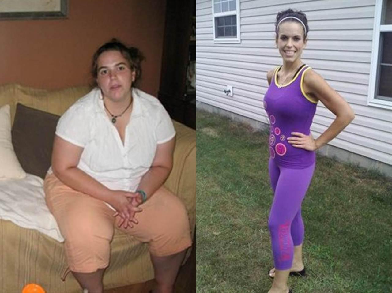 Истории похудения с мотивацией