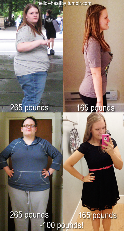 Weight Loss Success Stories: Stormy Slims Down 65 Pounds