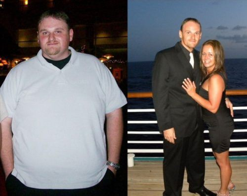 Male Fat Loss Transformations Pics