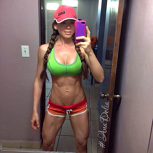 Not Ana delia iturrondo fitness model apologise, but