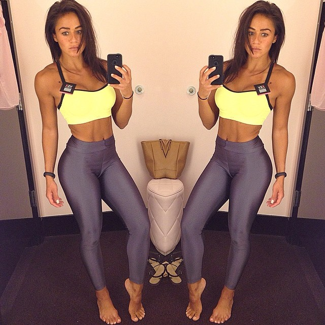 Brittany Coutu Gallery - The Best 36 Pics Of This SHREDZ Fitness Model