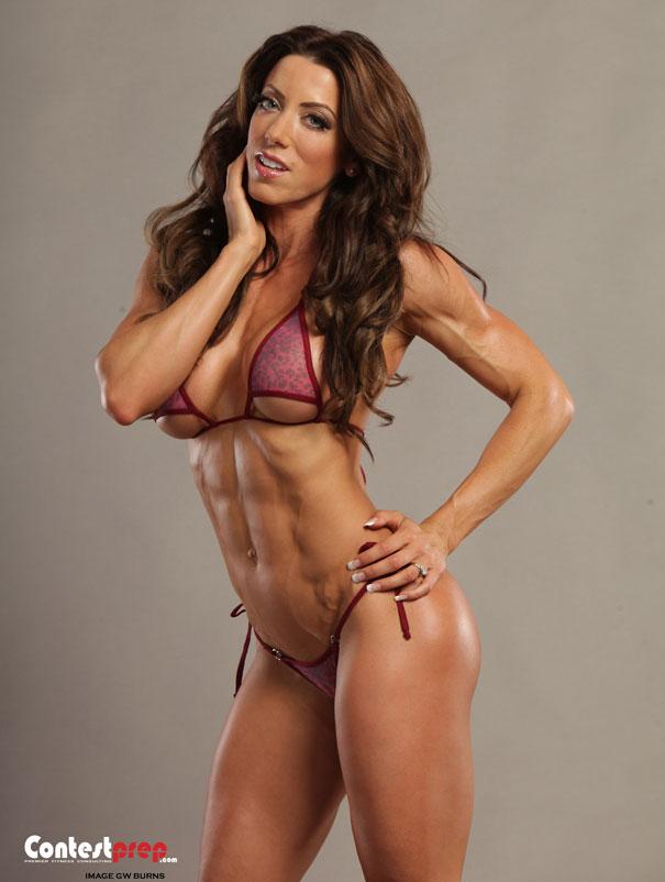 Female fitness stars Hot
