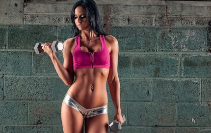 Justine-Moore-Workout-And-Diet-Plan