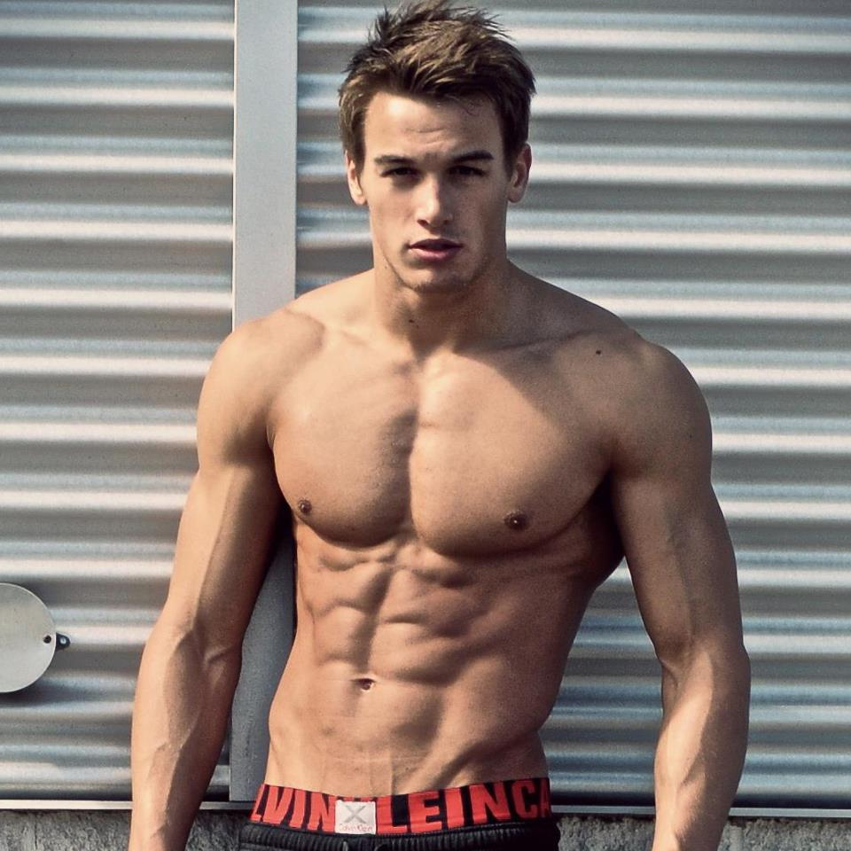 Marc fitt fitness model