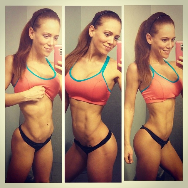 Margret Gnarr Fitness Model