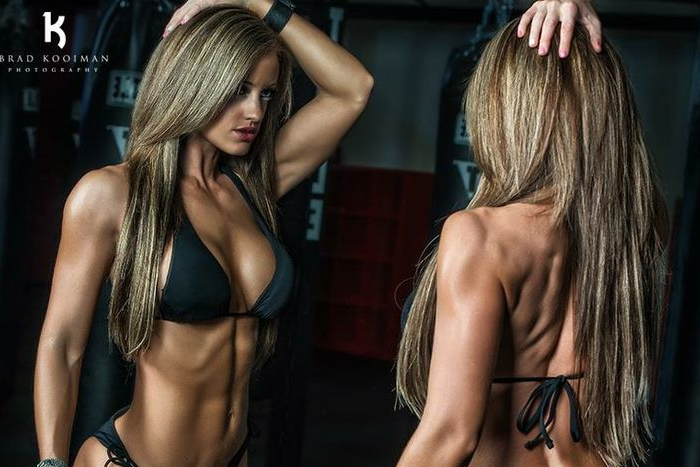 Haley-Davis-Fitness-Model