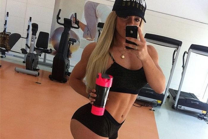 Roberta-Zuniga-Fitness-Model