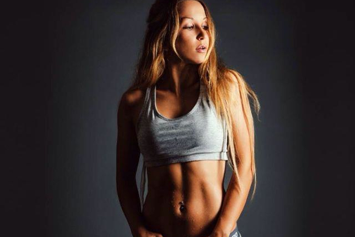 onedaneilla-fitness-model-videos