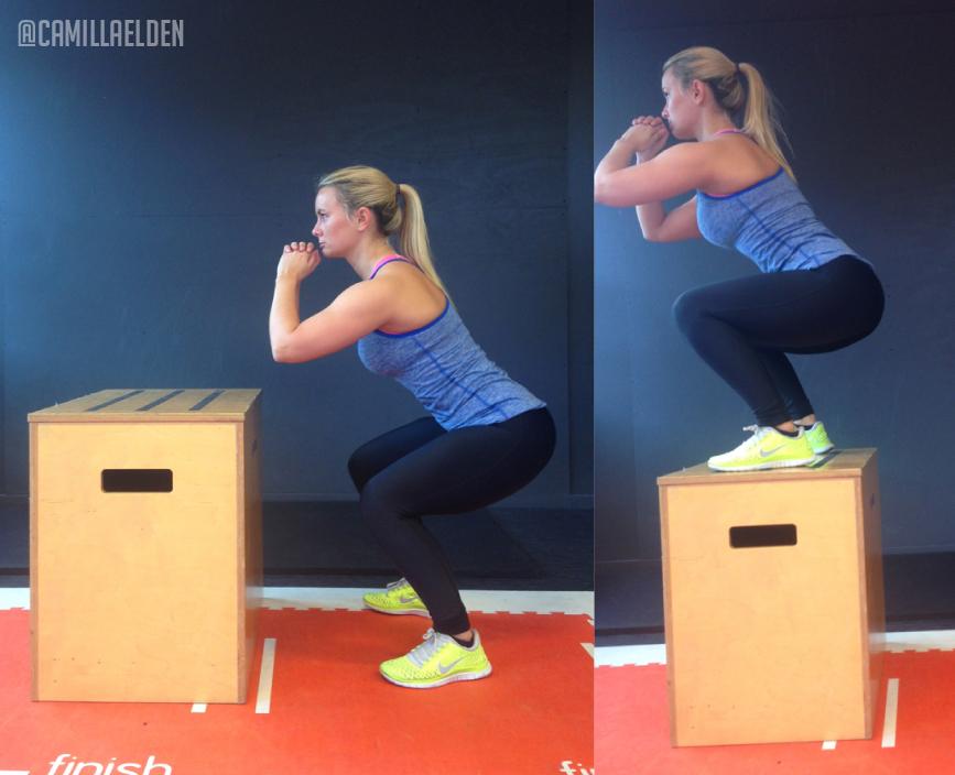 BoxJumps-Exercise
