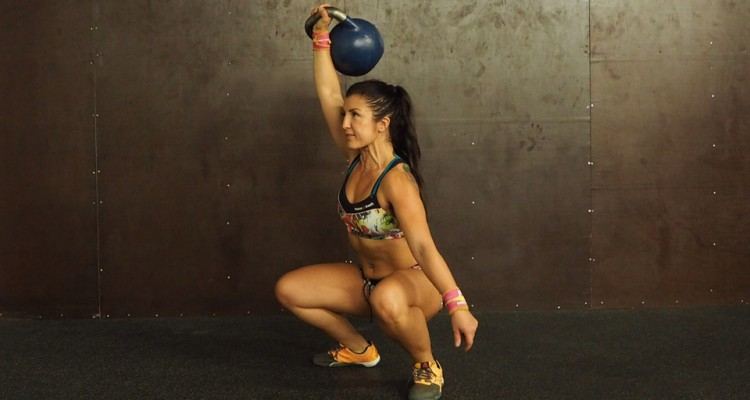 20 Minute Full Body Fat Loss Kettlebell Workout Circuit!