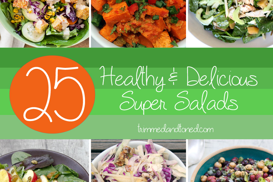 25-Super-Healthy-Salads